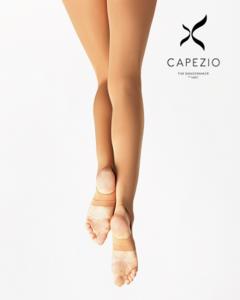 CAPEZIO | Ultra Soft Stirrup Tight [ブラックカラー]