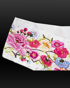 NO.1の伝統韓服刺繍末期こと