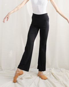 セミブーツカットSTパンツ [Semi Boot-cut ST Pants]
