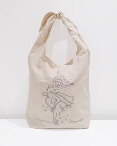 図面リボンエコバッグ [Drawing Ribbon Eco Bag]